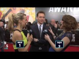 Nikki & Sara at the 2013 MTV Movie Awards - Tom Hiddleston
