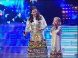 Нина Матвиенко и Анастасия Петрик ( Настюша восходящая звезда мира)